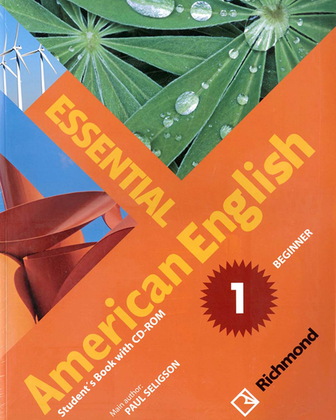 Imagen de KIT ESSENTIAL AMERICAN ENGLISH 1 (SB+CD-ROM)