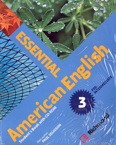 Imagen de KIT ESSENTIAL AMERICAN ENGLISH 3 (SB+CD-ROM)