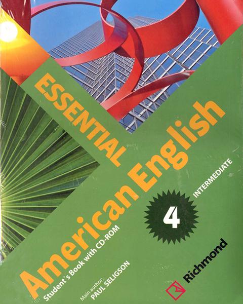 Imagen de KIT ESSENTIAL AMERICAN ENGLISH 4 (SB+CD-ROM)