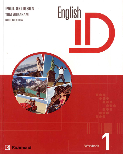 Imagen de ENGLISH ID 1 WORKBOOK