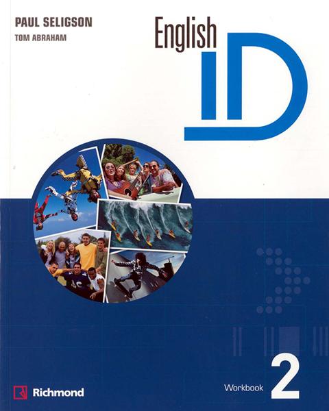 Imagen de ENGLISH ID 2 WORKBOOK