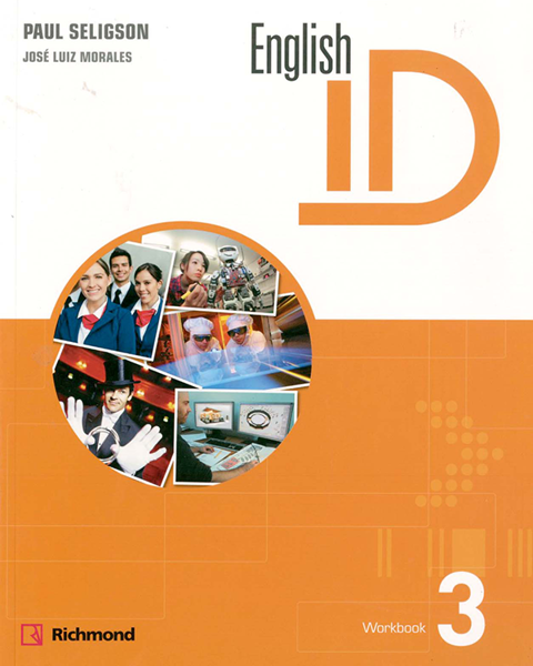 Imagen de ENGLISH ID 3 WORKBOOK