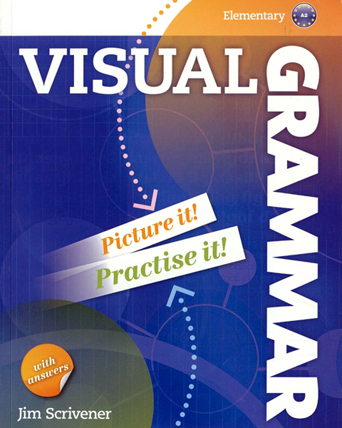 Imagen de VISUAL GRAMMAR ELEMENTARY A2 WITH ANSWERS