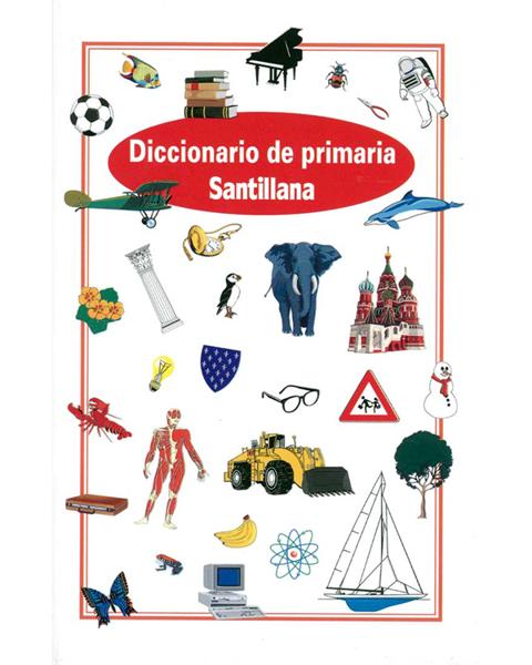 Imagen de DICCIONARIO DE PRIMARIA SANTILLANA