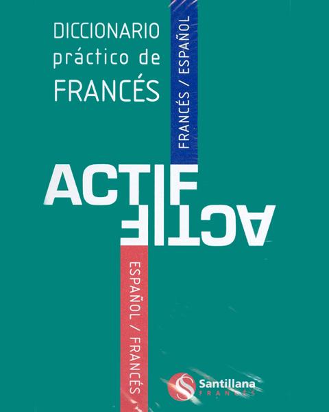 Imagen de NUEVO DICCIONARIO ACTIF FRANCES - ESPAÑOL