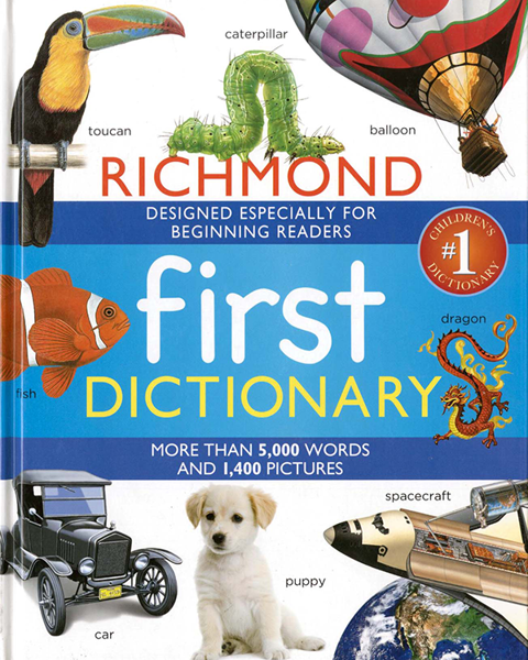 Imagen de RICHMOND FIRST DICTIONARY