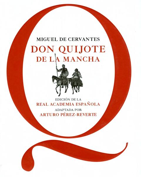 Imagen de DON QUIJOTE DE LA MANCHA - RAE