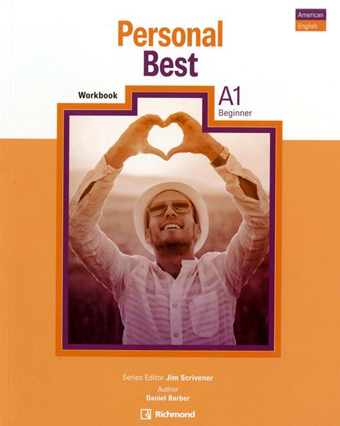 Imagen de PERSONAL BEST AMERICAN A 1 BEGINNER WORKBOOK