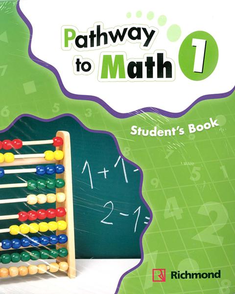 Imagen de PACK PATHWAY TO MATH 1 (STUDENT'S BOOK + STUDENT'S BOOK ACTI