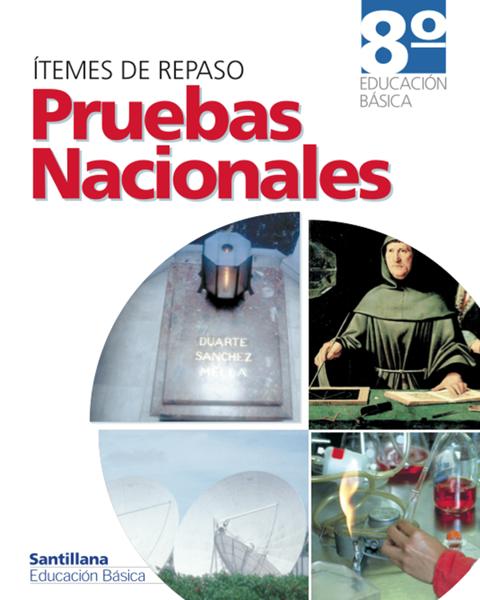 Imagen de PRUEBAS NACIONALES 8
