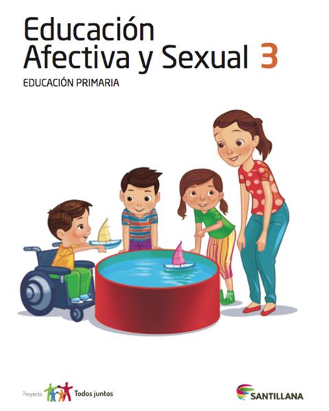 Imagen de EDUC. AFECTIVA Y SEXUAL 3 SERIE T JUNTOS