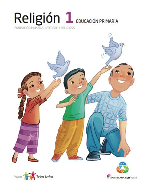 Imagen de RELIGION 1 SERIE T JUNTOS