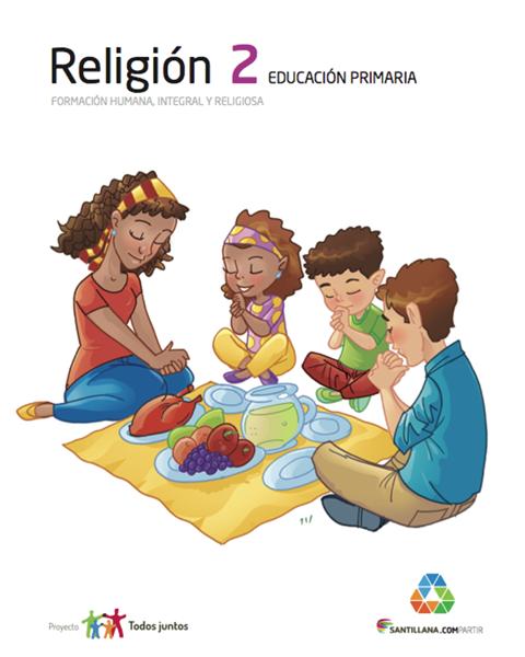 Imagen de RELIGION 2 SERIE T JUNTOS