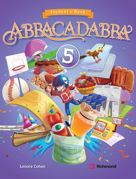 Imagen de KIT ABRACADABRA 5 (SB + CD)