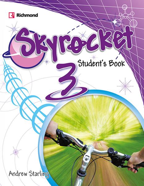 Imagen de PACK SKYROCKET 3 (SB+PRACT+CD+GRAMMAR)