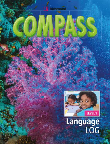 Imagen de COMPASS LEVEL 1 LANGUAGE LOG