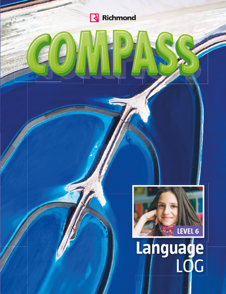 Imagen de COMPASS LEVEL 6 LANGUAGE LOG