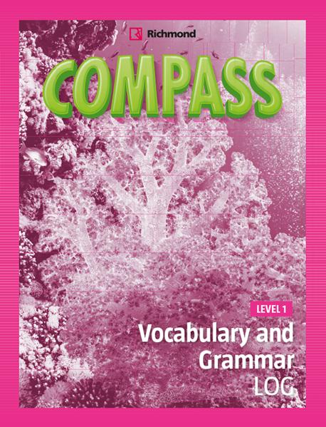 Imagen de COMPASS LEVEL 1 VOCABULARY AND GRAMMAR LOG
