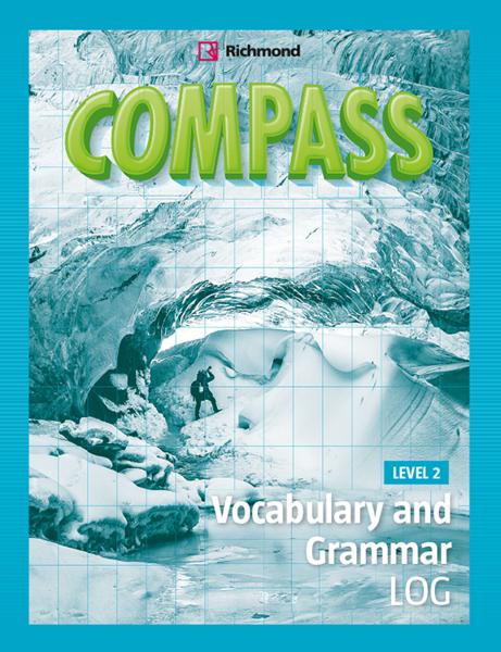 Imagen de COMPASS LEVEL 2 VOCABULARY AND GRAMMAR LOG