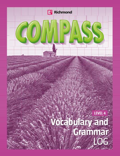 Imagen de COMPASS LEVEL 4 VOCABULARY AND GRAMMAR LOG