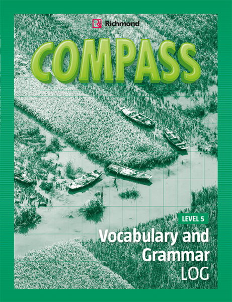 Imagen de COMPASS LEVEL 5 VOCABULARY AND GRAMMAR LOG