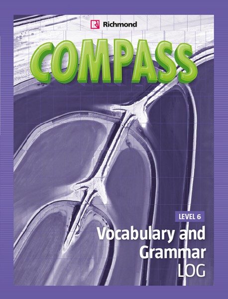 Imagen de COMPASS LEVEL 6 VOCABULARY AND GRAMMAR LOG