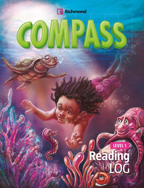Imagen de COMPASS LEVEL 1 READING LOG