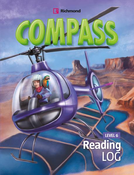 Imagen de COMPASS LEVEL 6 READING LOG