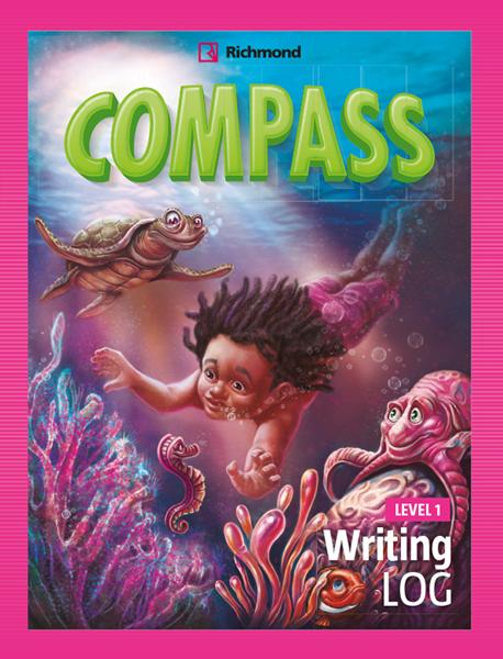 Imagen de COMPASS LEVEL 1 WRITING LOG