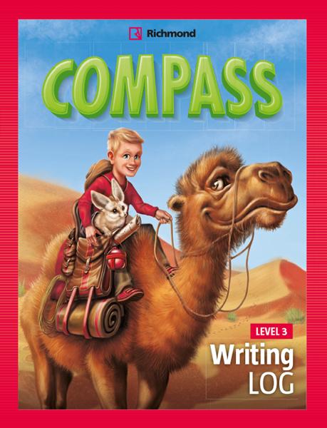 Imagen de COMPASS LEVEL 3 WRITING LOG