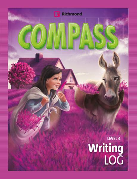 Imagen de COMPASS LEVEL 4 WRITING LOG