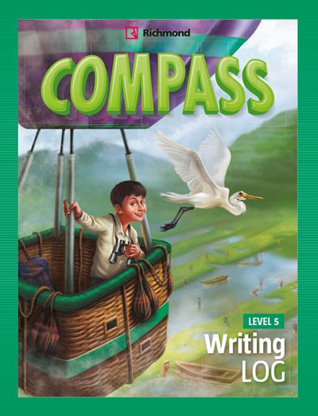 Imagen de COMPASS LEVEL 5 WRITING LOG