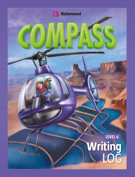 Imagen de COMPASS LEVEL 6 WRITING LOG