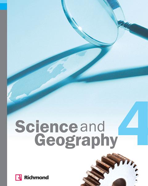 Imagen de SCIENCE & GEOGRAPHY 4