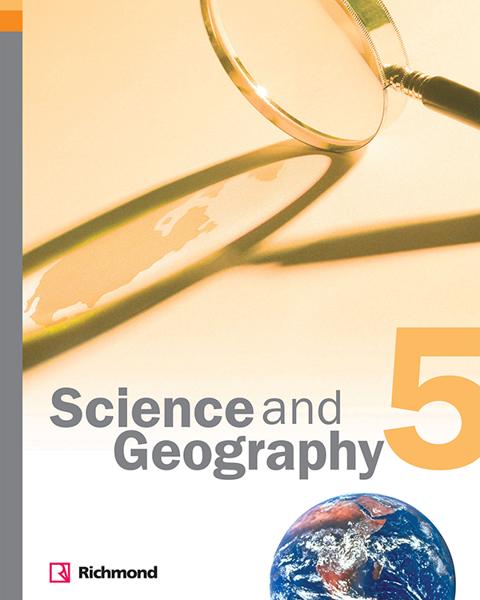 Imagen de SCIENCE & GEOGRAPHY 5