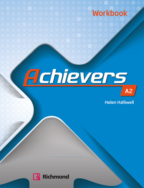 Imagen de ACHIEVERS WORKBOOK A2 (WB+AUDIO CD)