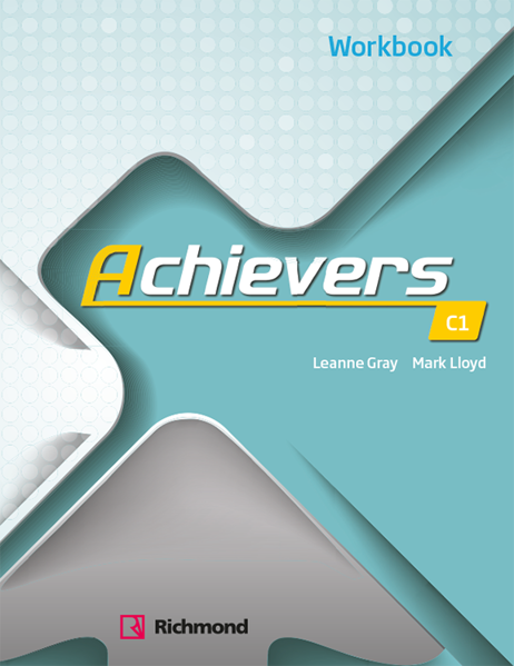 Imagen de ACHIEVERS WORKBOOK C1 (WB+AUDIO CD)