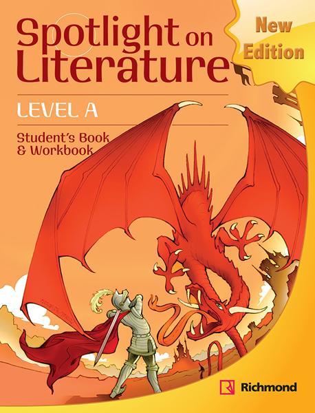 Imagen de SPOTLIGHT ON LITERATURE A STUDENT'S BOOK