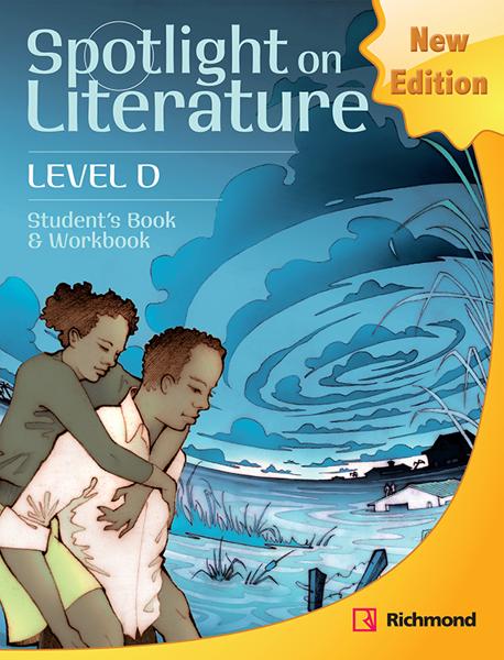Imagen de SPOTLIGHT ON LITERATURE D STUDENT'S BOOK