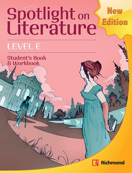 Imagen de SPOTLIGHT ON LITERATURE E STUDENT'S BOOK