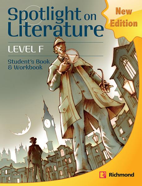 Imagen de SPOTLIGHT ON LITERATURE F STUDENT'S BOOK