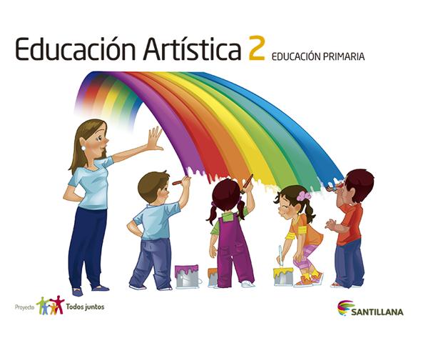 Imagen de EDUCACION ARTISTICA 2 SERIE T JUNTOS