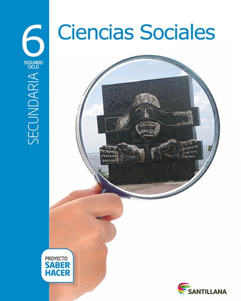 Imagen de PACK CIENCIAS SOCIALES 6 SECUNDARIA SABER HACER