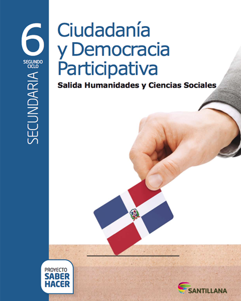 Imagen de CIUDADANIA DEMOCRACIA PARTICIPATIVA 6 SABER HACER