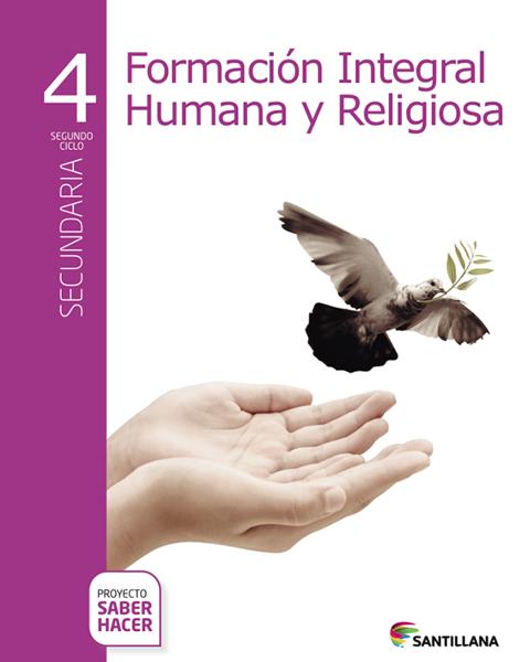 Imagen de FORMA. HUMANA Y RELIGIOSA 4 SECUNDARIA SABER HACER