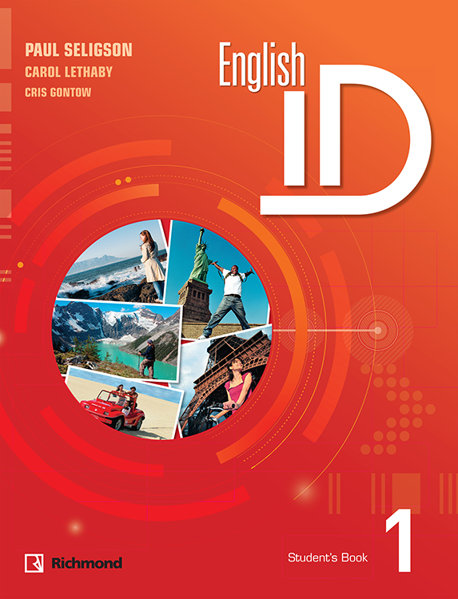 Imagen de ENGLISH ID 1 STUDENT'S BOOK
