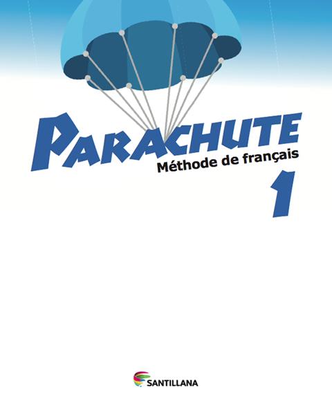 Imagen de PACK PARACHUTE 1 METHODE DE FRANCAIS
