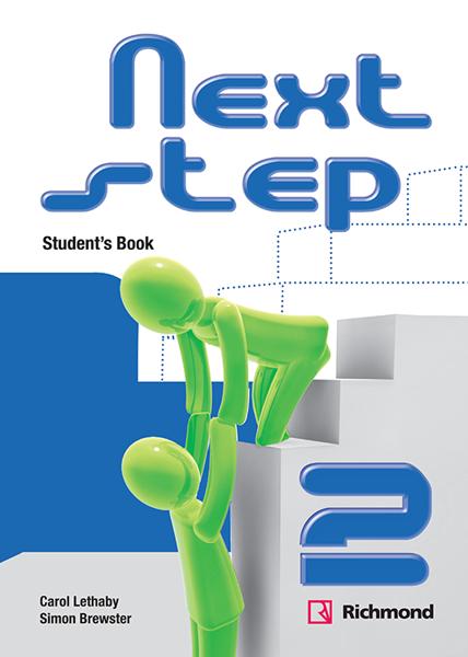 Imagen de PACK NEXT STEP 2 (SB+CD-ROM+PRACT)
