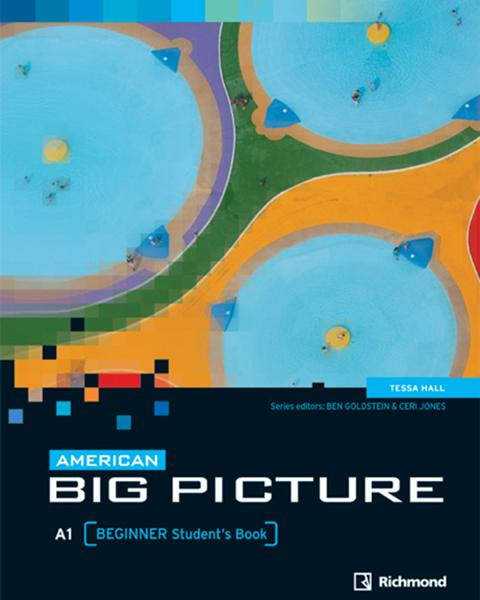 Imagen de PACK AMERICAN BIG PICTURE A1 (STB+WB)
