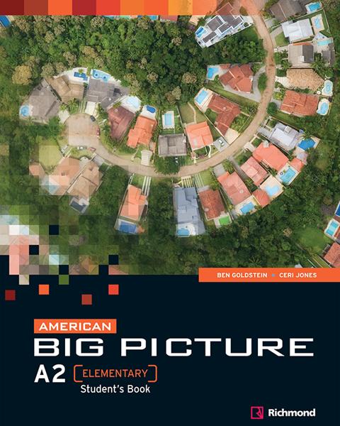 Imagen de PACK AMERICAN BIG PICTURE A2 (STB+WB)
